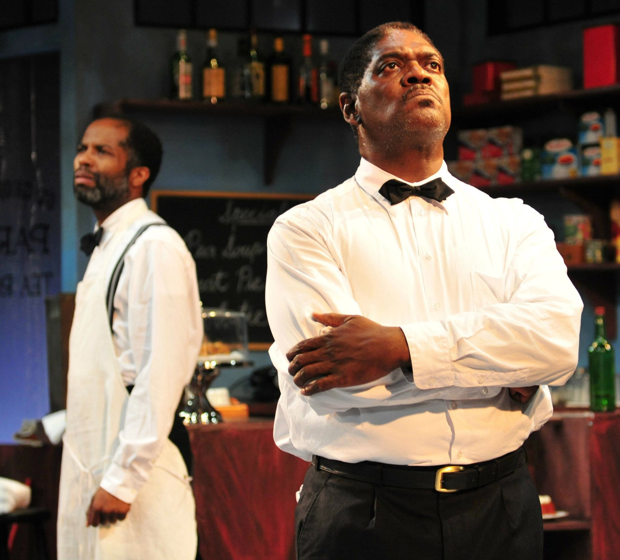 master harold and the boys gloucester stage company wounded and wondering if forgiveness and progress is possible as willie anthony wills jr considers the events that just passed photo gary ng